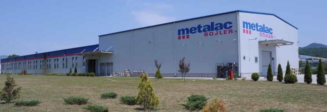 Завод Metalac в Сербии