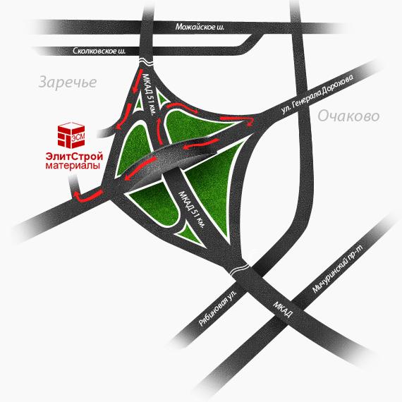 схема проезда до магазина teplo4you.ru