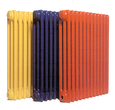 Пример цветных радиаторов Arbonia в магазине teplo4you.ru