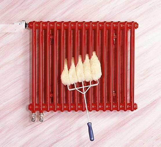 Заказной радиатор Arbonia красного цвета в магазине teplo4you.ru